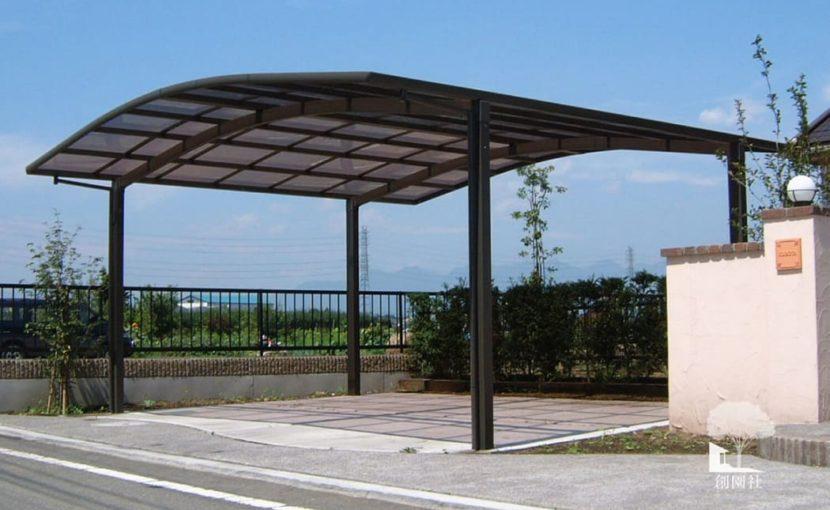 高崎市 カーポート 駐車場