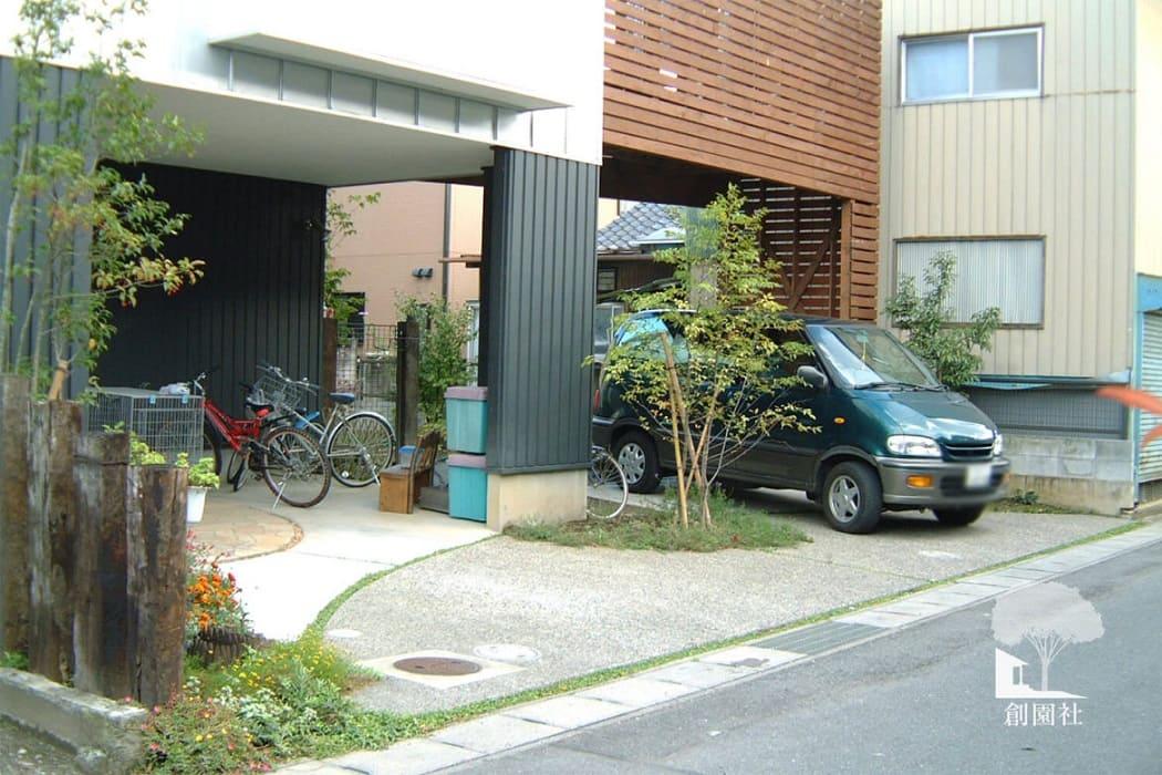 高崎市 外構・庭リフォーム