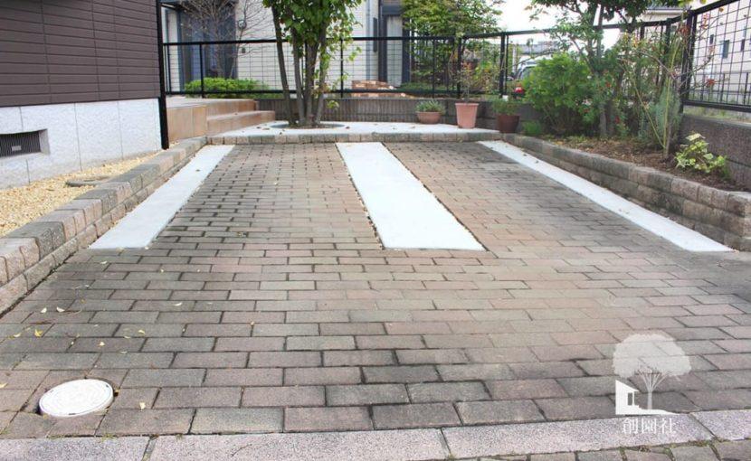 藤岡市 駐車場 リフォーム