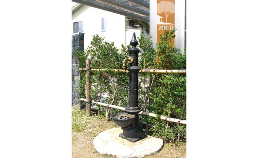 前橋市 外水道 立水栓