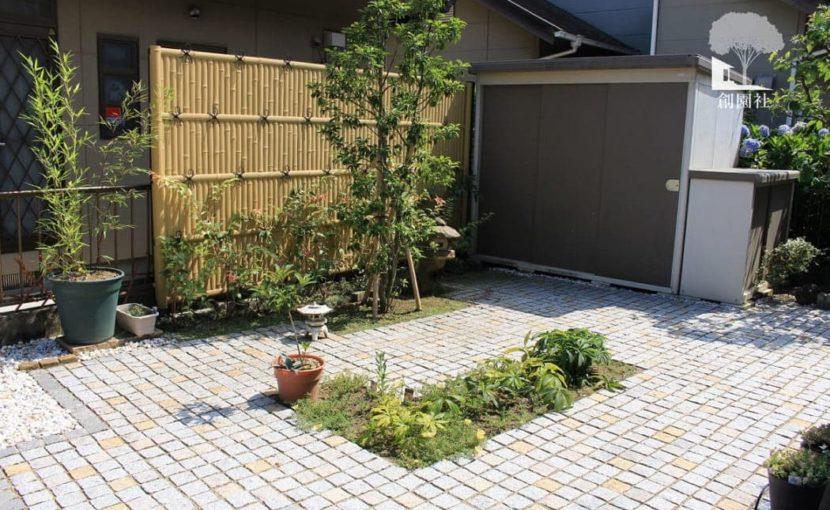 前橋市 外構・庭リフォーム
