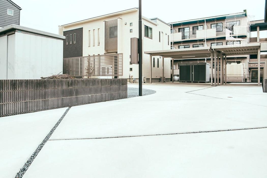 前橋市 土間コンクリート