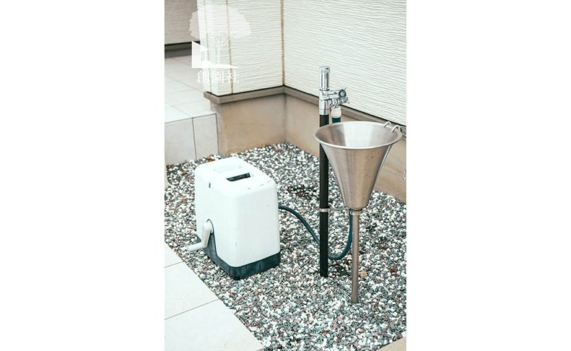 前橋市 水道 立水栓