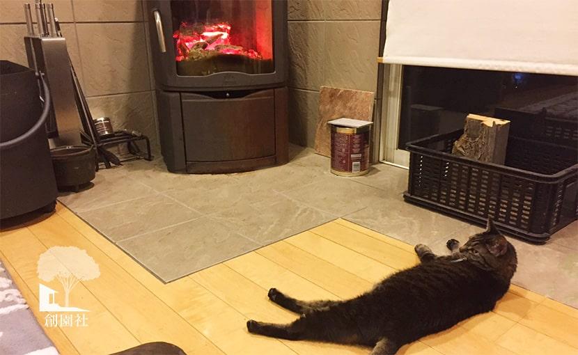 暖炉 群馬