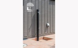 群馬県 立水栓